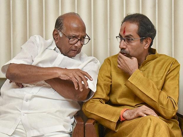 Sharad Pawar, Uddhav Thackeray