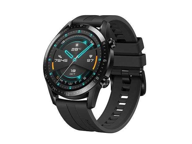 Huawei Watch GT2 with Kirin A1 chip launched: Price, sale details, and more