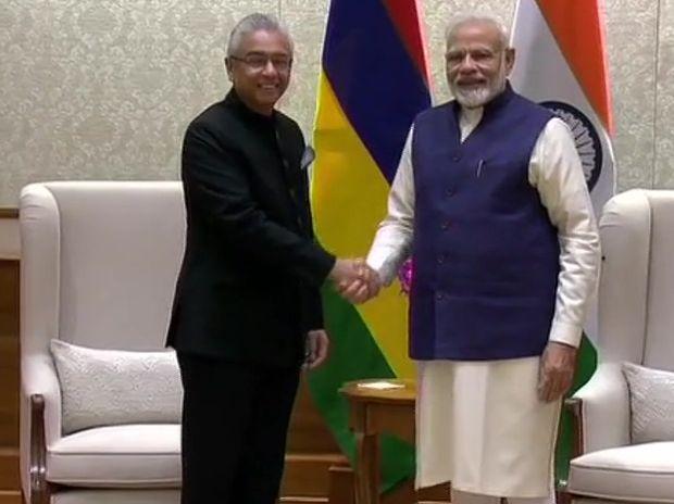 Narendra Modi Judnauth
