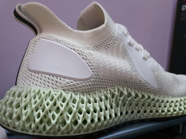 Adidas AlphaEdge 4D running shoes