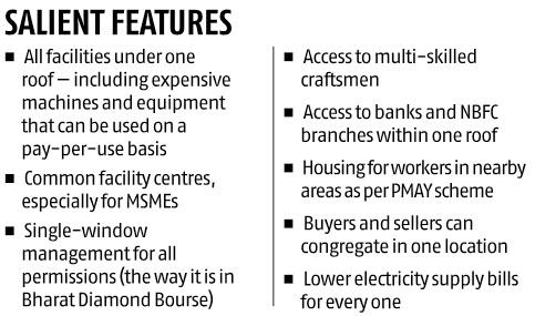 Centre proposes jewellery parks on unused Special Economic Zone land