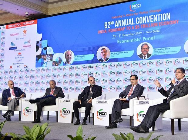 ficci, convention, economists, gdp, discussion, growth