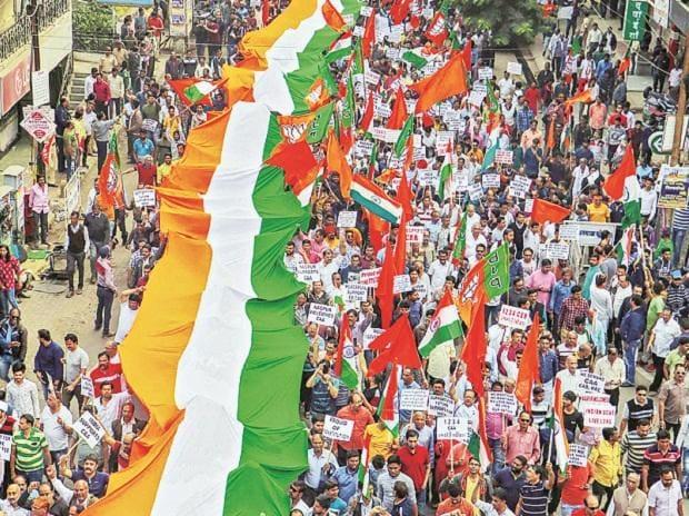Pro-CAA protests, CAA, CAB, Citizenship, BJP, RSS, Hindutva, anti-muslim