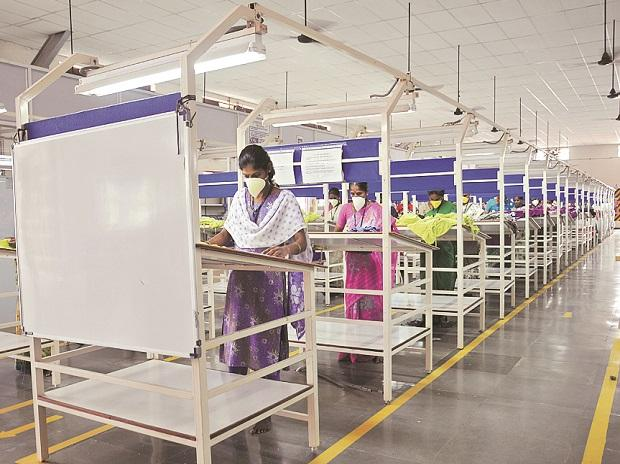Tirupur textile and knitwear exporting units
