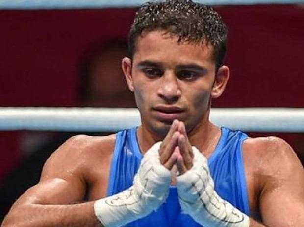 Amit Panghal, boxing