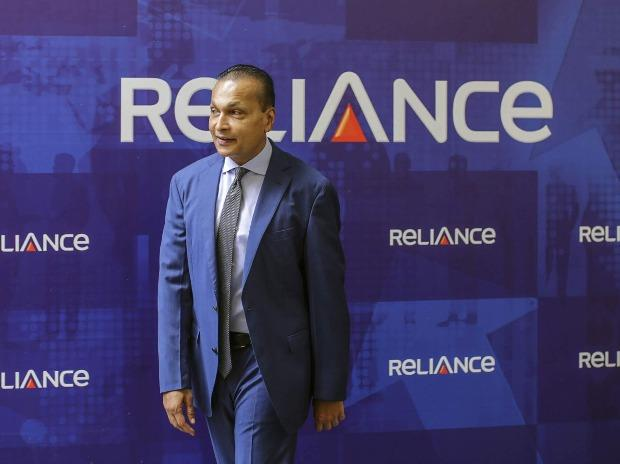 Anil Ambani's company, Reliance Telecon, slipped ...
