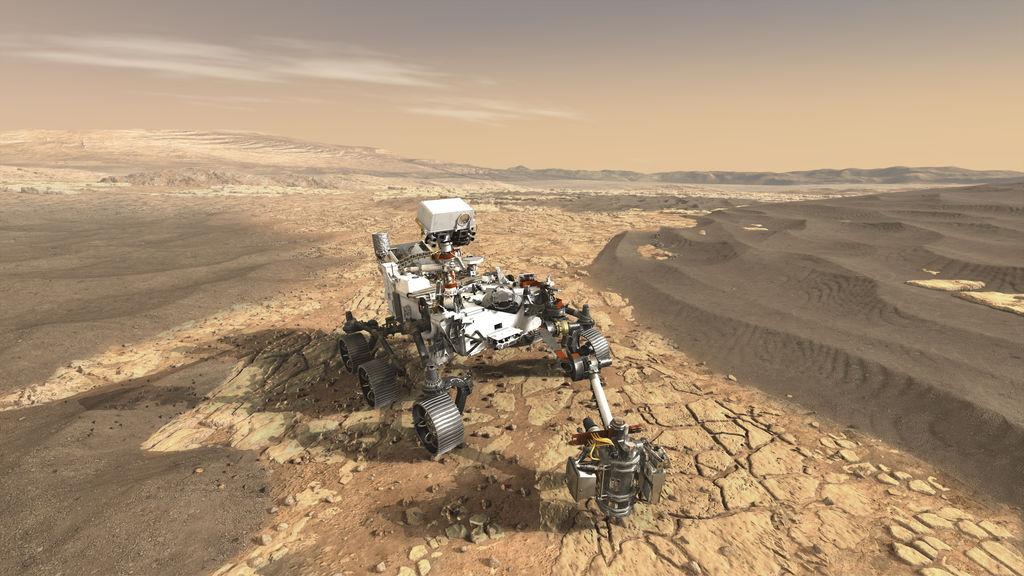 Mars 2020 rover to seek ancient life, prepare for human missions: NASA
