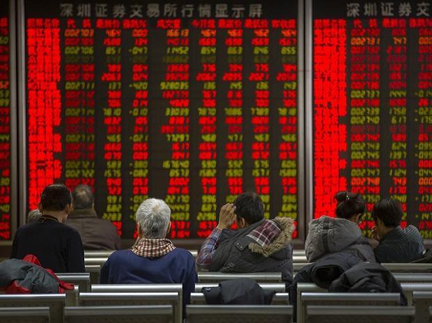 China, stock, market, investors