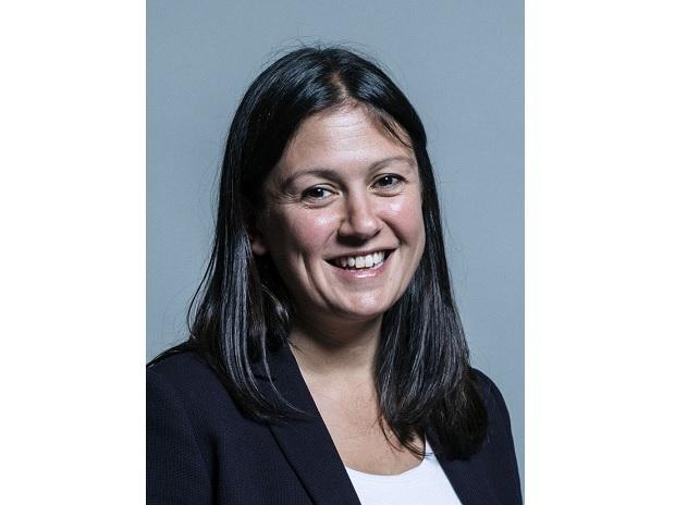 British MP Lisa Nandy