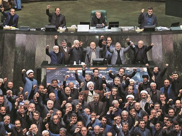 Iran lawmakers