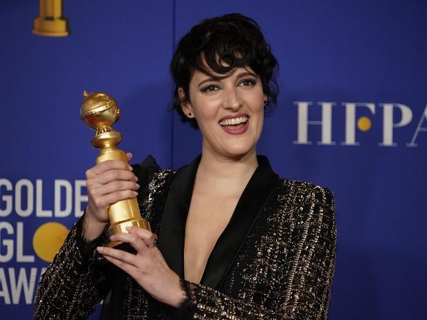Best actress in a TV series - musical or comedy: Phoebe Waller-Bridge, Fleabag