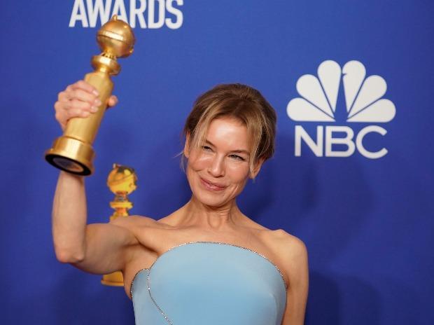 Best actress in a film - drama:Renee Zellweger,Judy