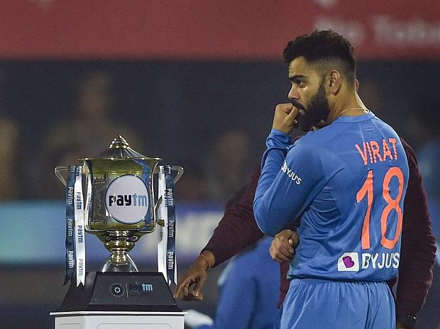 India vs Sri Lanka, Virat Kohli