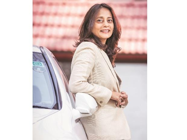 GREY Group chairman and group chief executive officer (CEO) Anusha Shetty