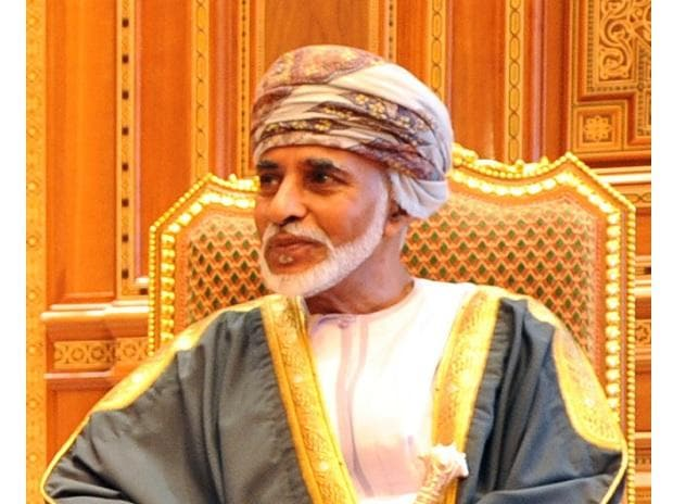 sultan of oman, oman sultan
