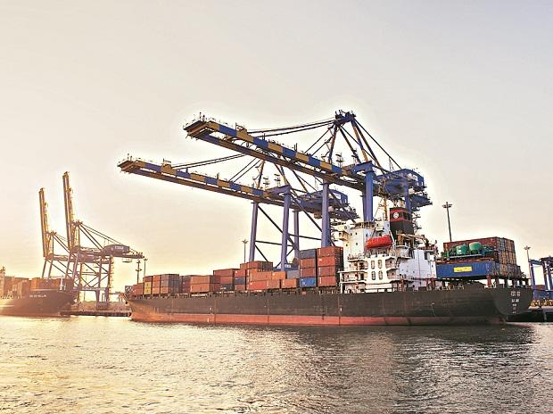 exports, ships