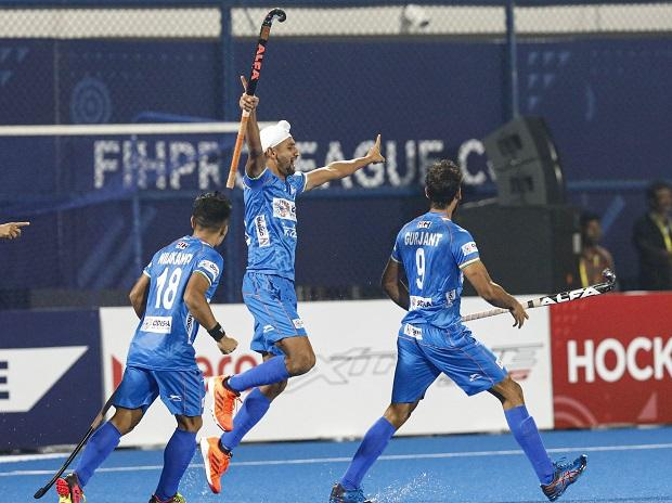Indian hockey team, Mandeep Singh