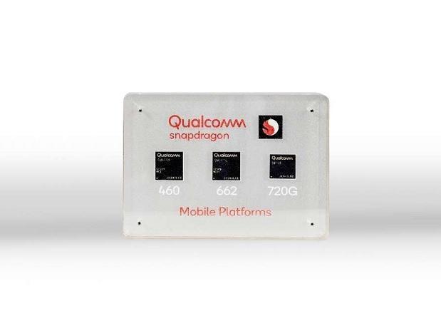 Qualcomm, Snapdragon 720G, Snapdragon 662, Snapdragon 460