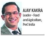 Ajay Kakra Leader - Food and Agriculture, PwC India