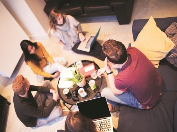 Co-living is a type of housing where residents agree to share a living space | Photo: Representative image