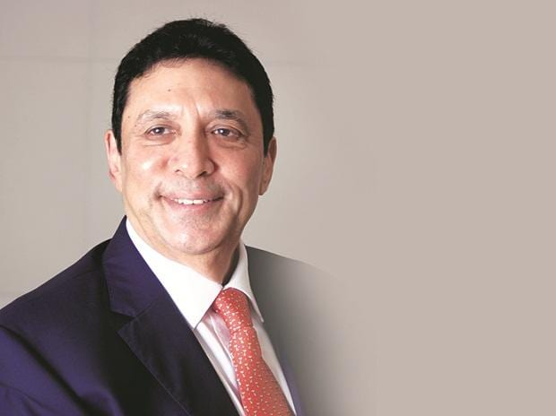 Keki Mistry, vice-chairman and chief executive officer of HDFC