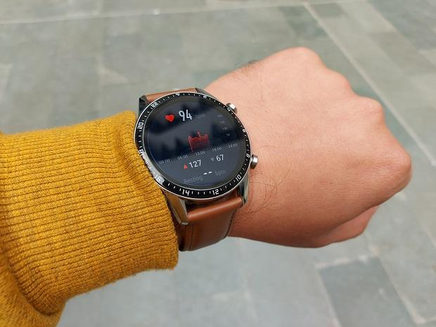 Huawei Watch GT2 46mm review: Great fitness band, not-so-great