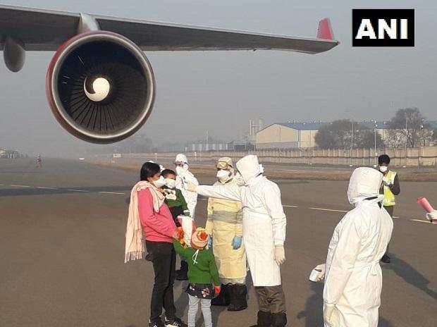 Coronavirus: Another Air India plane to leave for Wuhan at 12:50 pm today