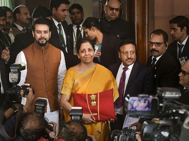 Nirmala Sitharaman, Budget