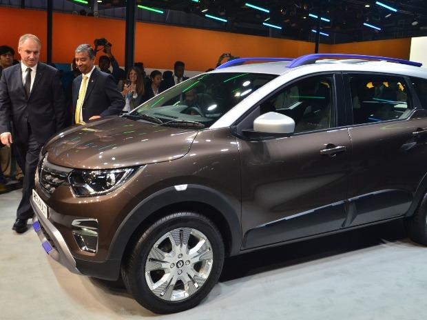 Renault AMT revealed at auto expo2020