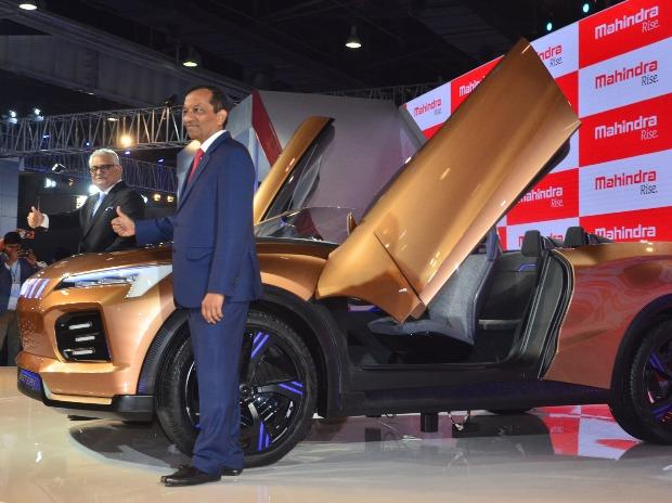 Mahindra & Mahindra showcases widest range of EVs with its Driven By Purpose initiative