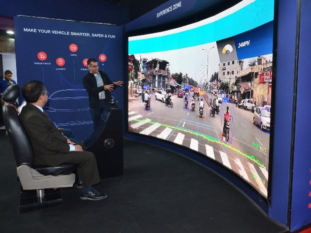 Jio showcases connected vehicle solutions at Auto Expo