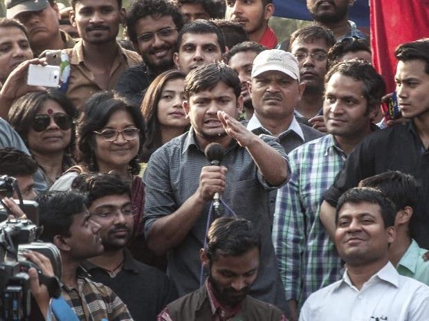 Delhi govt gives permission to prosecute Kanhaiya Kumar in JNU sedition row