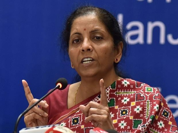 FM Nirmala Sitharaman | Photo: Kamlesh Pednekar