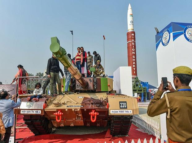 defence expo, tank, exports, production, arms