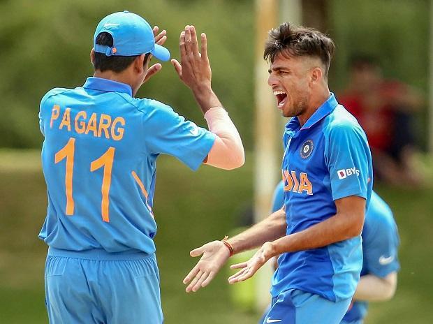 ICC U-19 World Cup final IND vs BAN Live score: Garg falls; IND 114-3 in 32
