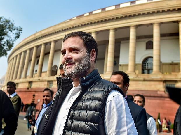 Congress sees Rahul Gandhi only as sole contender for party president post