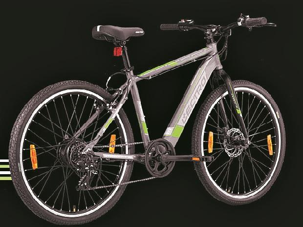 Hero Cycles delivers first batch of Made in India e-bikes to Europe