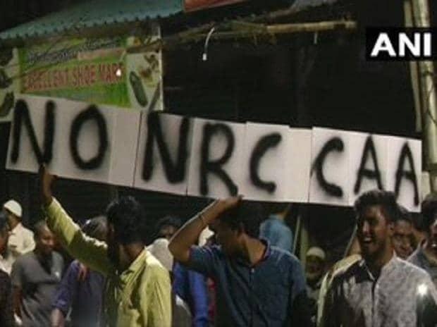 CAA, NRC protests