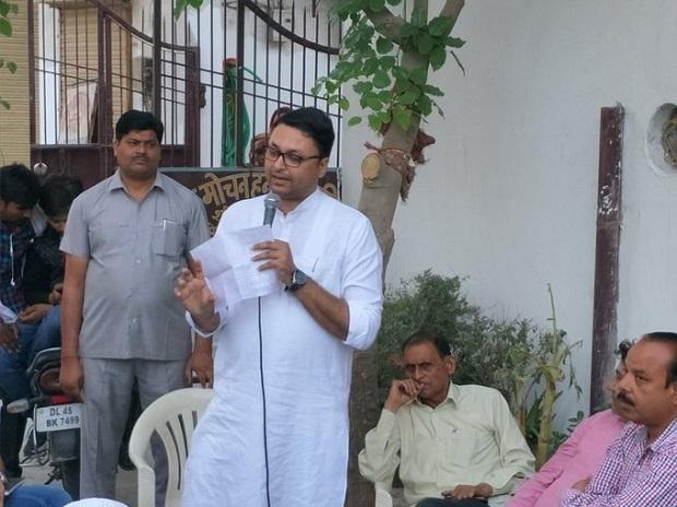 Rituraj Govind, AAP