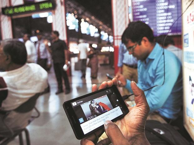 WiFi, Google, Railway station WiFi,