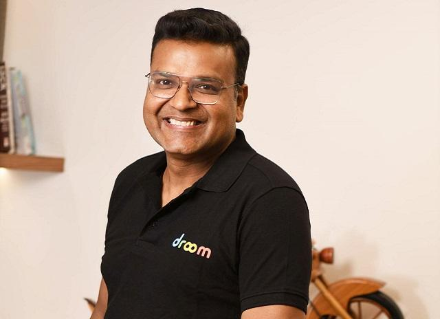 Mr. Sandeep Aggarwal, Founder & CEO, Droom.in
