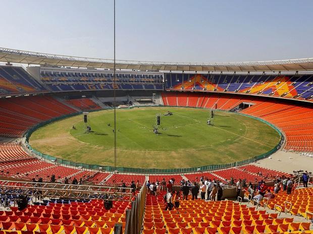 Sardar Patel Cricket Stadium Motera
