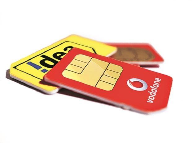 Vodafone Idea, telecom