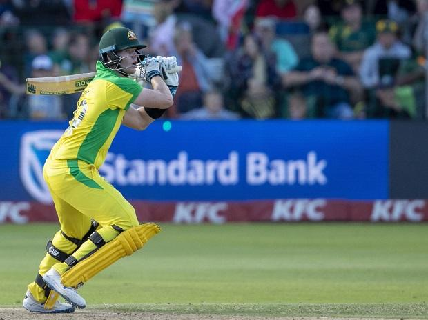 Australia's batsman Steven Smith during the 2nd T20 cricket match between South Africa and Australia at St George's Park in Port Elizabeth, South Africa. File Photo: AP | PTI