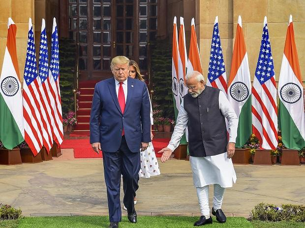 India was great, trip very successful, says Donald Trump on 2-day ...