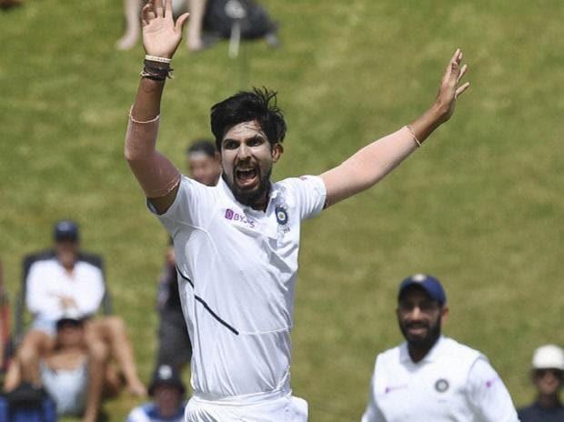 Ishant Sharma, India cricket team