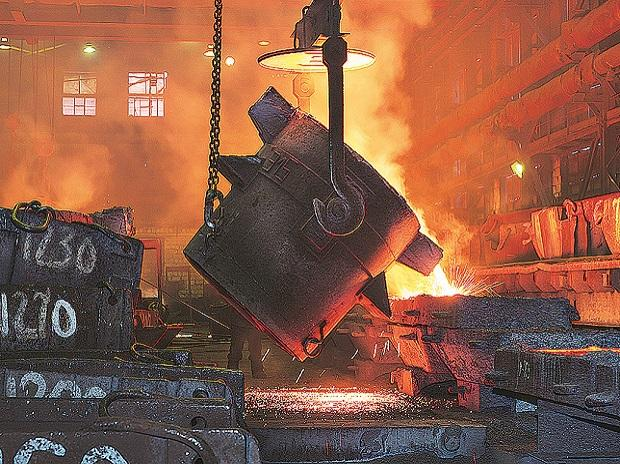 steel, metal, industry