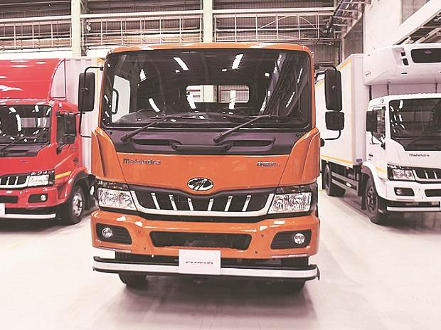 Commercial vehicles, Mahindra