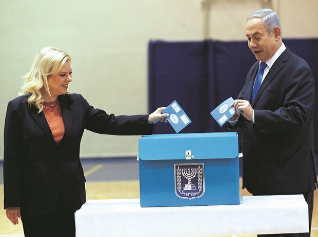 benjamin netanyahu, israel elections