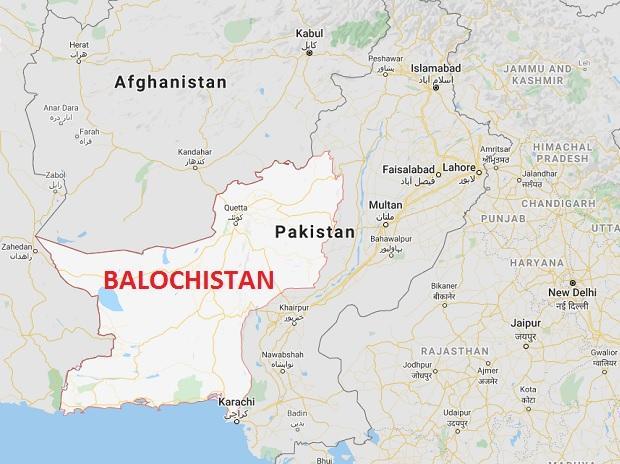 Balochistan. Photo: Google Maps